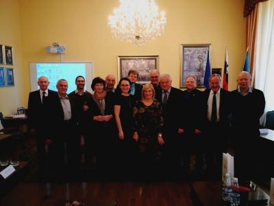 Международный круглый стол в Словении